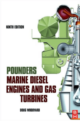 Pounders Marine Diesel Engines and Gas Turbines
